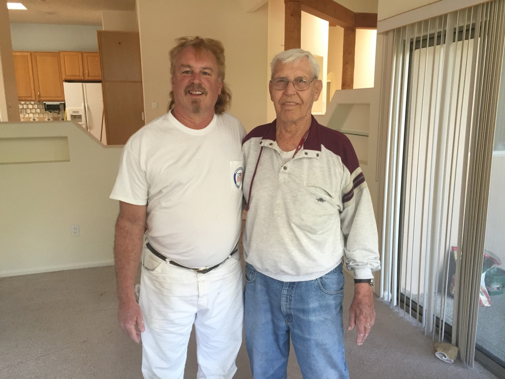 Satisfied Precision Painting Customers in Albuquerque and More