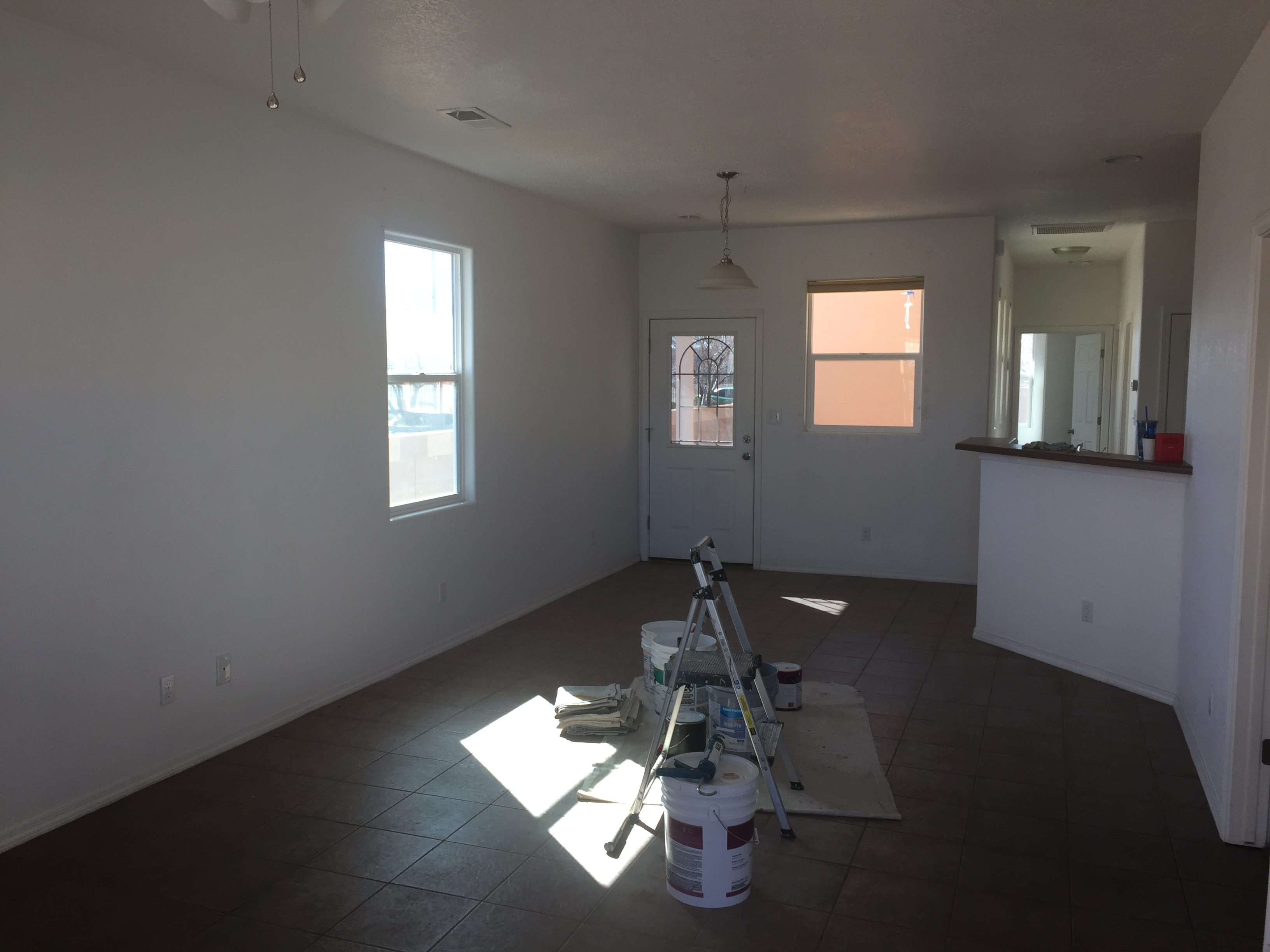 Watch This Local Albuquerque Interior Transform With A Paint And Glazes Job Done By Precision